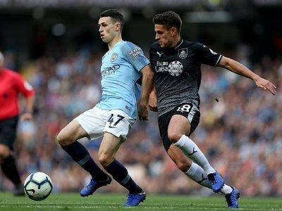 El Manchester City le endosa una manita al Burnley