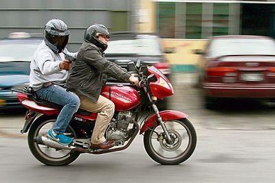 Ocho años de cárcel para motochorro