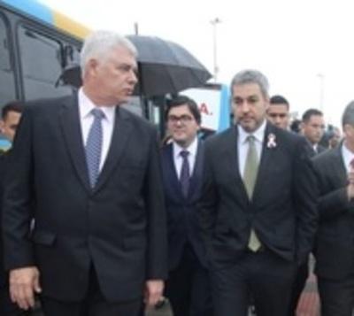Caso metrobús no quedará impune, asegura Mario Abdo