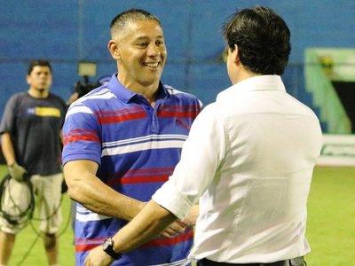 Pablo Caballero, nuevo entrenador de Capiatá