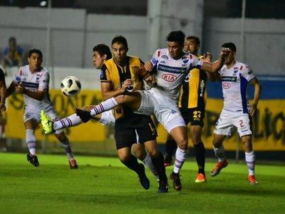 Nacional y Guaraní firman empate sin ninguna emoción