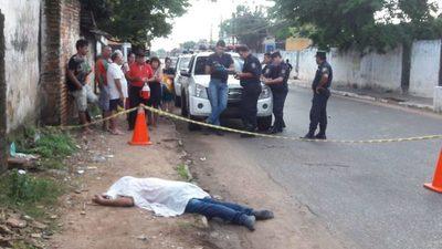 Hallan cadáver cerca de cementerio de San Lorenzo