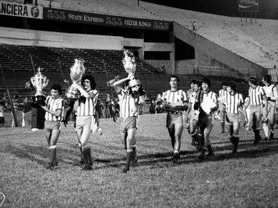 La noche en que Paraguay conquistó la Copa América