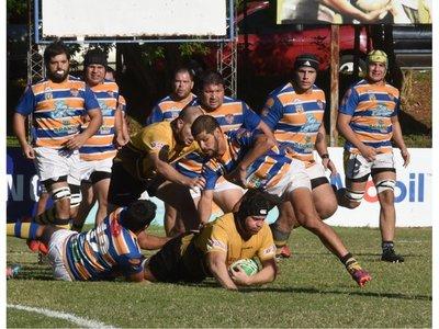 Luque superó a Curda en el inicio del Súper 8 de rugby