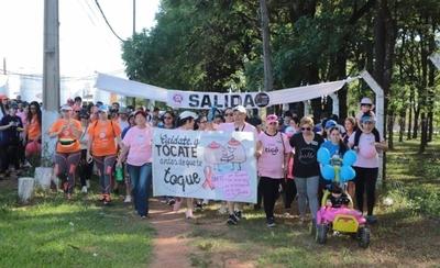 HOY / Realizan corrida de lucha contra el cáncer para ayudar a familiares de pacientes