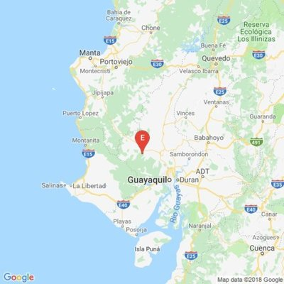 Sismo de magnitud 5,6 sacude a Ecuador