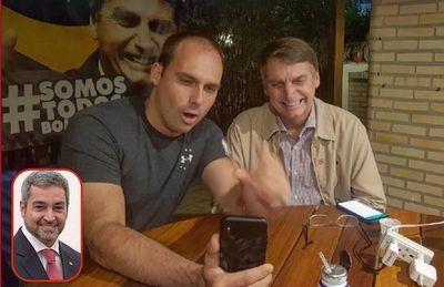 """""""Mucho a sumar"""" entre Brasil y Paraguay si gana Bolsonaro, afirman"""
