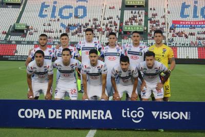 Intensa semana con  la Copa Paraguay
