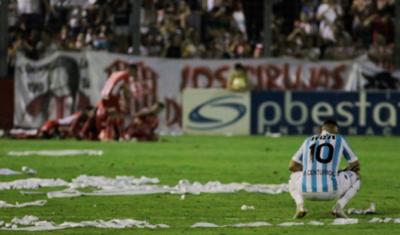 HOY / Racing dejó su invicto en Tucumán y la Superliga argentina crece en emoción