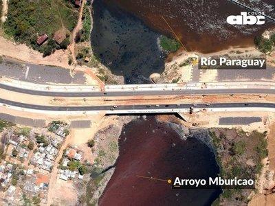 EL ARROYO MBURICAÓ AGONIZA