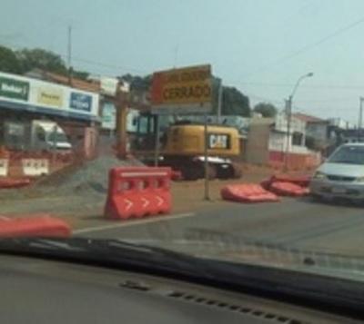 Empresas paraguayas se 'apuntan' para culminar el metrobús