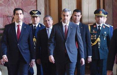"""Mario Abdo: """"Tenemos todas las de ganar"""""""