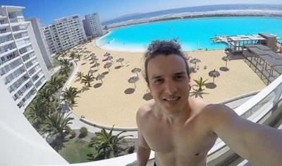 Miguelito Quintana Viajó A Chile Para Disfrutar Unos Días De Relax