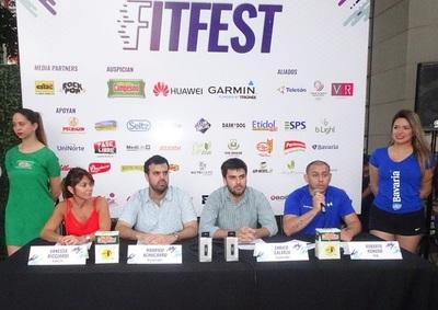 Invitan a festival fitness que combina entrenamiento y nutrición