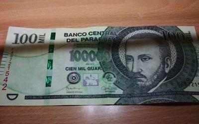 Santa Rosa: Alertan a la ciudadanía por circulación de billetes falsos