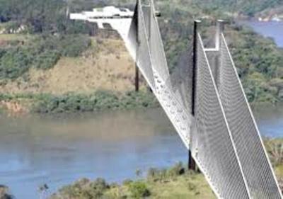 Integración física mediante puentes es prioridad para Paraguay y Brasil