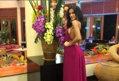 Clara Sosa, La Mejor En Traje De Baño En Miss Grand Internacional
