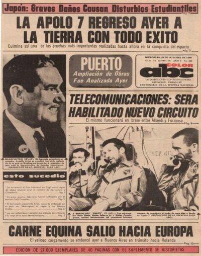 23 de octubre de 1968