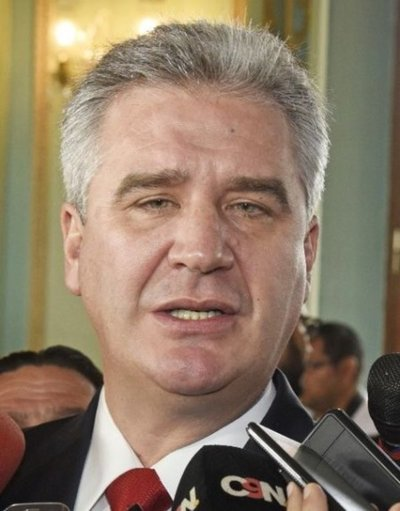 Diálogo en ANR: Armonizar sin impunidad es la consigna, según Bacchetta