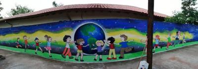 """Ejecutan proyecto  """"Abrazando la Tierra"""""""