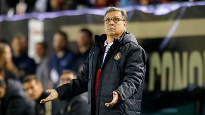 El Tata Martino se irá del Atlanta United tras concluir la temporada