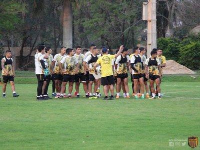Guaraní confirmó equipo que enfrentará a Caaguazú