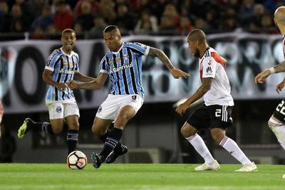 Libertadores: Gremio consigue un valioso triunfo ante River