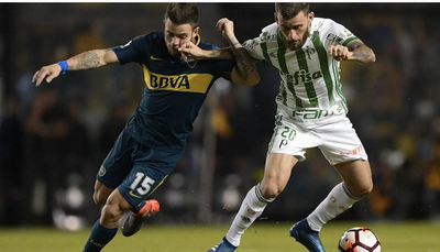 Boca y Palmeiras abren en la Bombonera una semifinal sin claros favoritos