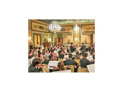 Melodías de  Vivaldi y Bach llegan a histórico palacio