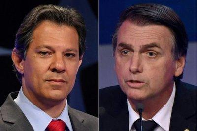 Guerra sucia en redes para alcanzar presidencia de Brasil