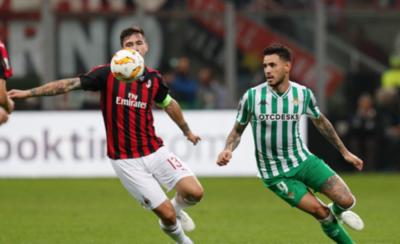 HOY / Betis supera a Milan con gol de Antonio Sanabria