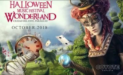 """""""Halloween Music Festival"""" será este sábado"""