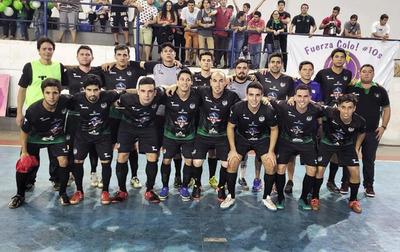 Fomento de Fátima es de primera en Futsal Fifa