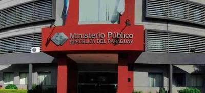 Funcionarios del Ministerio Público inician huelga
