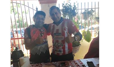 Gobernador del Guairá visitó a pobladores de Coronel Oviedo – Prensa 5