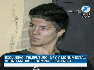 En entrevista exclusiva, Marabel niega haber cometido el quíntuple crimen