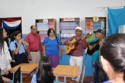 Casi el 90% de las escuelas públicas de Alto Paraná no posee bibliotecas