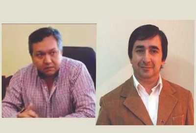 Bernal y Riveros fueron electos como presidente y vicepresidente de la Junta Municipal – Prensa 5