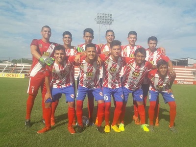 Selección Sanlorenzana: Empate de local con un Bochornoso arbitraje