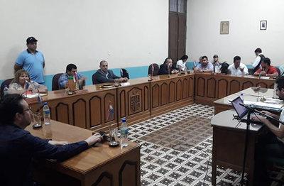 Incidentes obligaron a levantar sesión de Junta Municipal de Concepción