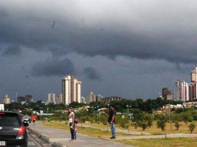 Precipitaciones y tormentas eléctricas para hoy