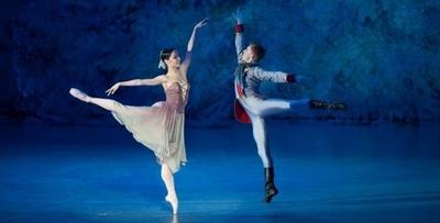 "HOY / Ballet Nacional de Risa vuelve al paso con ""El Cascanueces"""