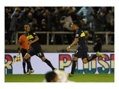 Boca golea a Adolsivi y da paso gigante hacia el título