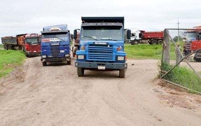 Tras medida de fuerza, cobrarán camioneros
