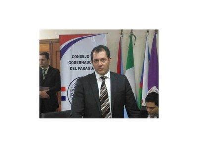 Gobernador de San Pedro reconoce que usó supuesta narcoavioneta