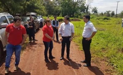 Construirían nueva cárcel en Minga Guazú