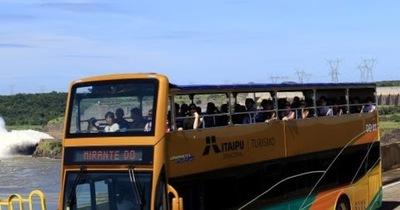 Complejo turístico Itaipú espera gran afluencia de visitantes