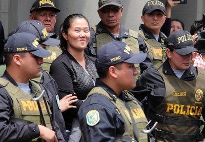 """Con Keiko presa, Vizcarra pide lucha anticorrupción sin """"blindajes"""""""