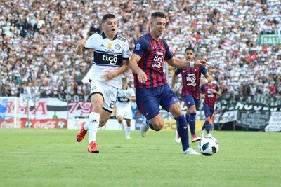 Goles Clausura 2018 Fecha 17: Olimpia 2
