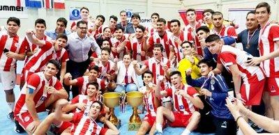 Paraguay se corona en la U18 y U20 del IHF Trophy